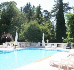 Piscina Hotel Fiuggi