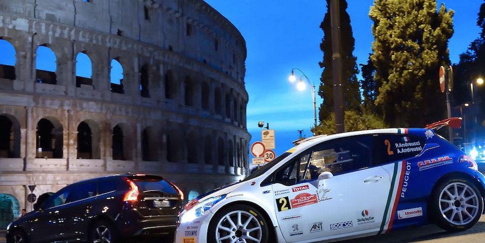 Rally Roma Capitale Fiuggi